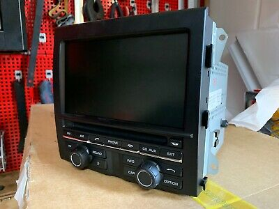 Radio/CD - Head Unit Porsche CDR 31 BT Cayenne