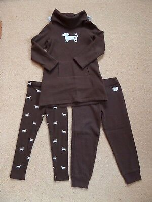 BEAUTIFUL Girl's GYMBOREE 4 Piece Outfit Age 6 From USA DESIGNER Perfect for NOW