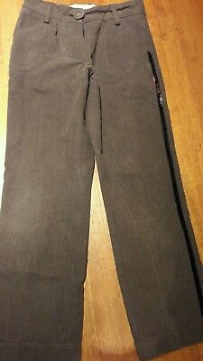 Girls Kenzo Stripped Trousers, Size 8A/126.
