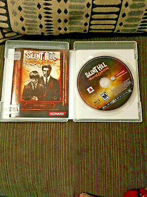 Silent Hill Homecoming PS3 Sony RARE NTSC MINT Disc Complete CIB FastShip!!!