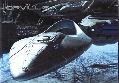 2019 The Orville Ship #06 Chase Card