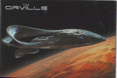 2019 The Orville Ship #07 Chase Card