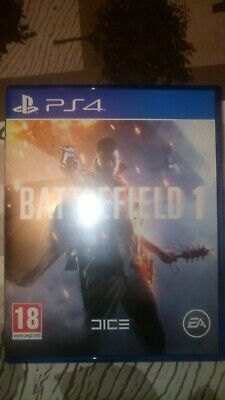Battlefield 1 (Sony PlayStation 4)