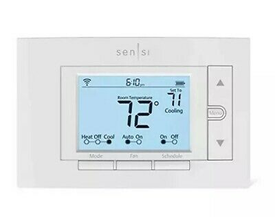 Emerson Sensi Wi-Fi Thermostat for Smart Home (ST55)
