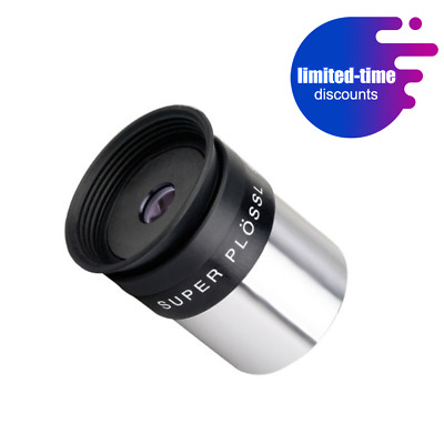 "SVBONY 1.25"" SPL Super Plossl Eyepiece 9.7mm FMC Eyepiece for Astro Telescope UK"