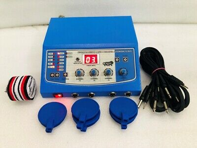 Advance 4Channel Tens Machine with Standard Accessories
