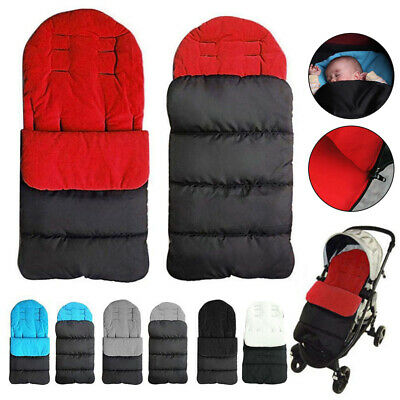 Universal Footmuff Cosy Toes Apron Liner Buggy Pram Stroller For Baby Toddler
