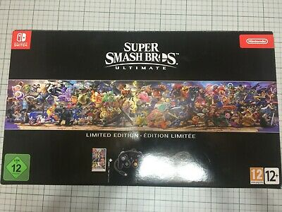 Super Smash Bros. Ultimate Limited Edition (Nintendo Switch)  GIOCO PER SWITCH