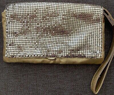 Glomesh Like Gold Makeup Purse
