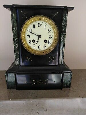 Antique French mantel clock circa 1850