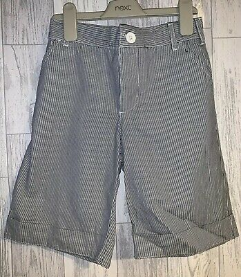 Boys Age 9 (8-9 Years) Next Chino Shorts - Excellent Condition