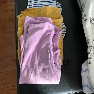 Maternity Clothes 4 Tops Size 12