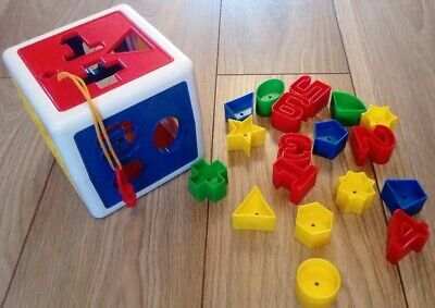 Shape And Number Sorter. Good condition.