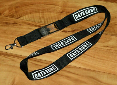 Days Gone Rare Promo Lanyard / Keyholder with Bottle Opener Playstation 4 PS4