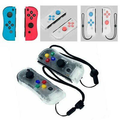 Left & Right Joy-Con Game Controllers Gamepad Joypad Nintendo Switch Console