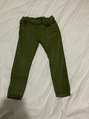 Girls Zara Trousers Age 3-4 BNWT