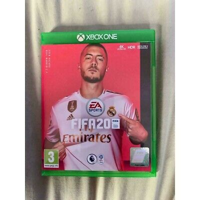 FIFA 20 (Xbox One) Game new sealed