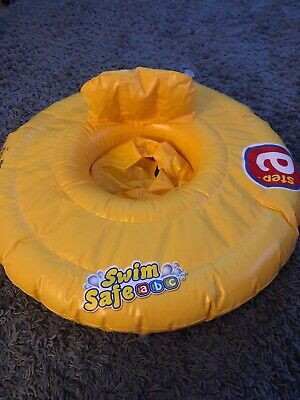 Babies Swimming Pool Inflatable Seat Age 0-12 Months