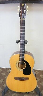 Yamaha Acoustic Guitar FG-75-1 Black Label Vintage