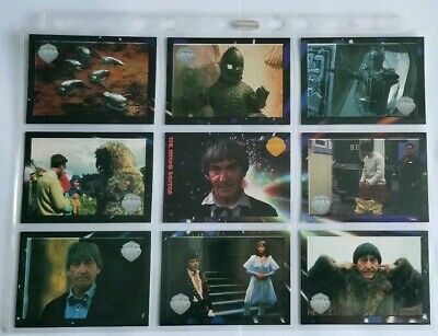 Rare Doctor Who Trading Cards Series 4 The Second Doctor