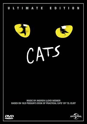 Cats (Ultimate Edition) [DVD]