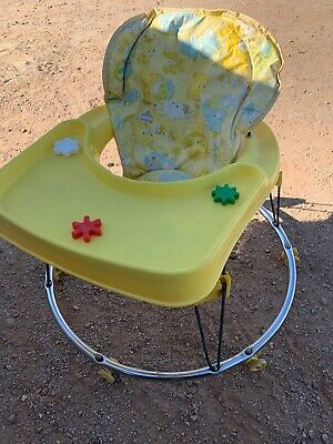 Century Hoola Coupe II Circular Baby Walker 1960s With Box