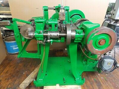 Nilson S1 Four Slide Wire Forming Machine