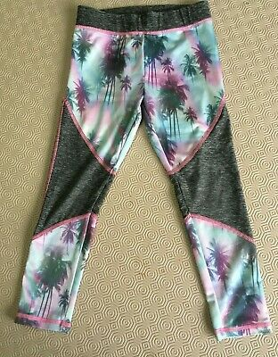 Little Girls Leggings From Next  Age 6 Years  Ex Cond