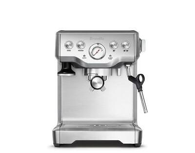 Breville Infuser High Power Stainless Steel Coffee Espresso Machine BES840XL NEW