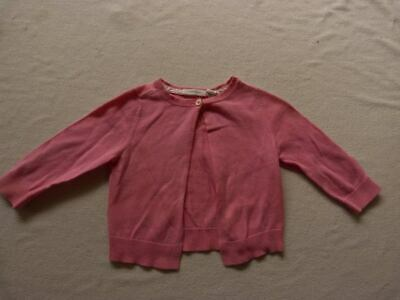 COUNTRY ROAD girls knit jacket size 12-18 months - $3 post option