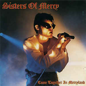 Sisters Of Mercy - Come Together In Mercyland CD Like new