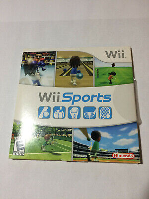 Wii Sports For the Nintendo Wii (2006)