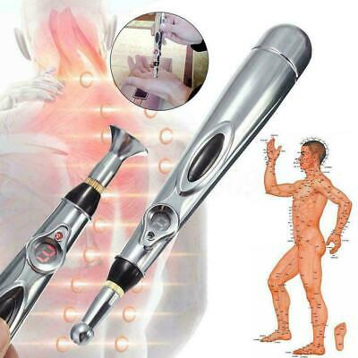 Electronic Acupuncture Pen Meridian Body Massager Energy Relief Pain Pen Ne I