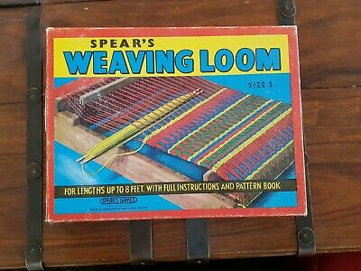Weaving Loom - From The 70'S !