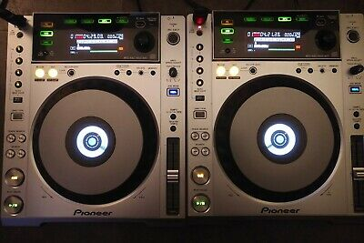 Pioneer Cdj-850 Digital Multi-Players - Great Condition - Sold As A Pair -