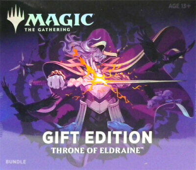 Magic: The Gathering Throne of Eldraine Bundle Gift Edition (English Only Ver.)