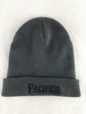 "Burton ""Pacifico Beer"" Kactusbunch Gray Snowboarding Beanie MINT"