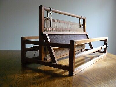 Dyer and Phillips loom Antique