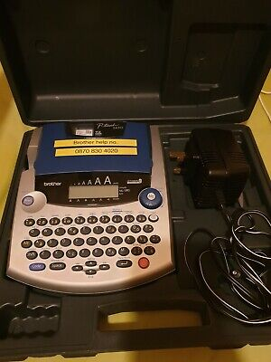 Brother P-Touch 2450 Label Writer w/Accessories