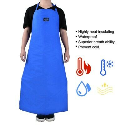 Safety Cryo-Apron Cryogenic Ultra-low Temperature Protective Apron Waterproof