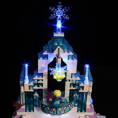 Vonado LED Light Building Block Modified Kit for LEGO Castle 41148
