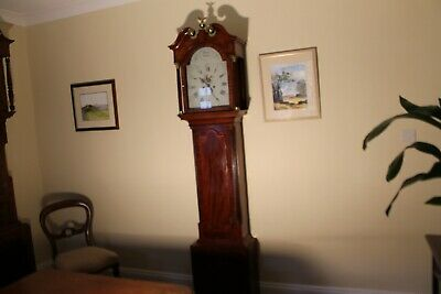 Georgian 1765- 1803  Long case/  Grandfather Clock