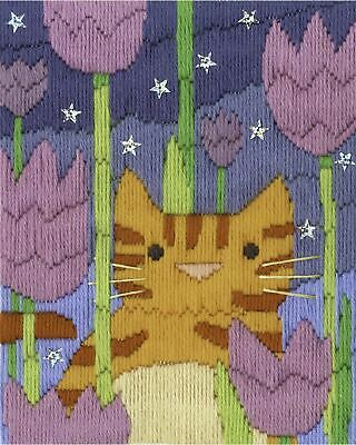 Bothy Threads Long Stitch Kit - Tiger