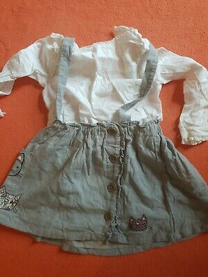 Girls Next Outfit Age 3-4