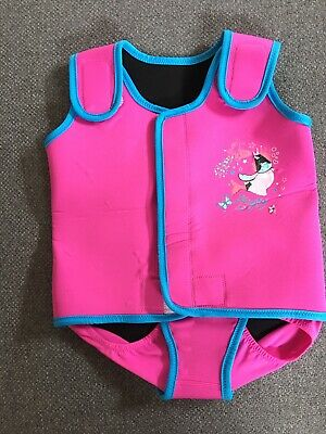 Zoggs Swim Body Warmer Age 1-2 Years