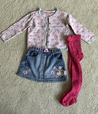 Girls Outfit Set 2-3 Years Old  , Great Condition