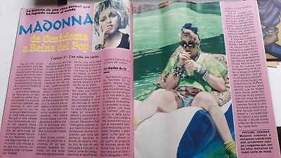 CLIPPINGS madonna