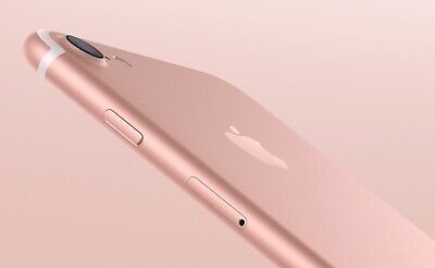 Apple iPhone 7 32 GB rose gold Unlocked excellent condition  !