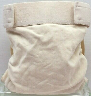 Gdiapers Large Genuine Vanilla Bean Gpant & Pouch
