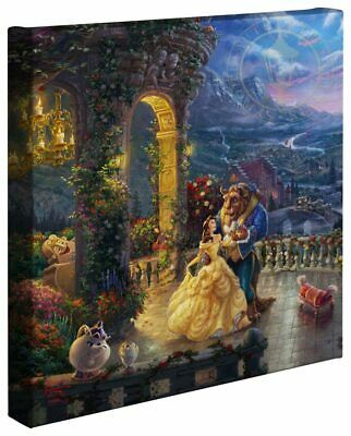 Thomas Kinkade Studios Disney Princess 14x14 Gallery Wraps (Choice of 4)